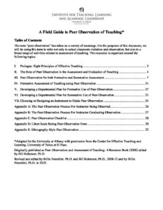 A-Field-Guide-to-Peer-Observation-of-Teaching – INSTITUTE
